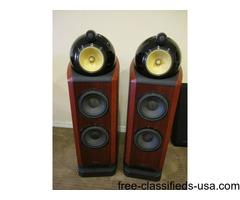 B&W 802D2 Diamond Floorstranding Speakers Bowers & Wilkins