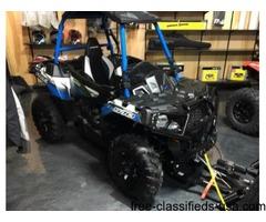 2016 Polaris ACE 570 SP ATV with Plow & over $3,000.00