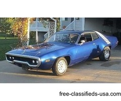 1972 Plymouth Road Runner Clone For Sale