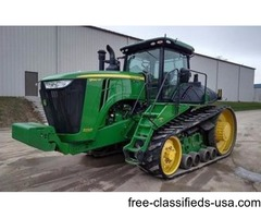 2012 John Deere 9560RT Tractor For Sale