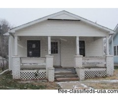 Cozy 2 Bedroom Bungalow HUD home for Sale
