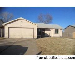 Great 2 Bedroom Ranch HUD home for Sale