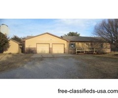 Sizable 4 Bedroom Ranch HUD Home for Sale