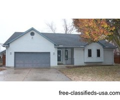 Fantastic 3 Bedroom Ranch HUD home