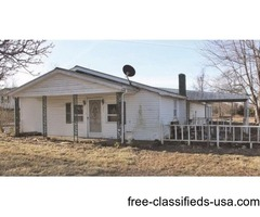 Absolute Auction – Home & Acreage