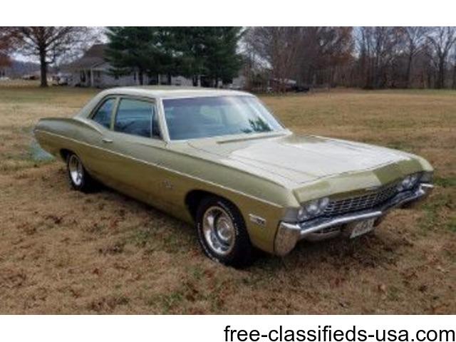 1968 chevy belair all original cars louisville for Car city motors louisville ky