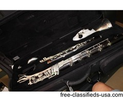 Buffet Bc-1193 Prestige Bass Clarinet Range To Low C