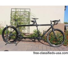 Calfee Tandem Road Bike