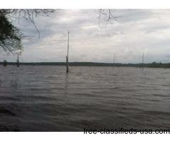 Sandfield Road Acreage on Lake D'Arbonne