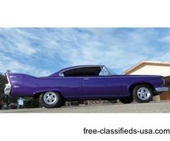 1960 Plymouth Belvedere 5.7 Liter Hemi 2 Door Hard Top Hemi Powered