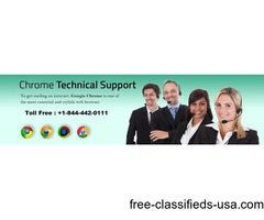 Dial Toll Free #@+1-844-442-0111 Google Chrome Helpline Number USA