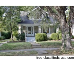 Charming home in Crescent Hill. This 4 bedroom, 2 bath