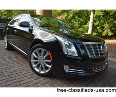 2015 Cadillac XTS AWD LUXURY-EDITION
