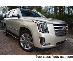 2015 Cadillac Escalade 4WD LUXURY COLLECTION-EDITION