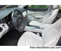 2008 Cadillac CTS PERFORMANCE