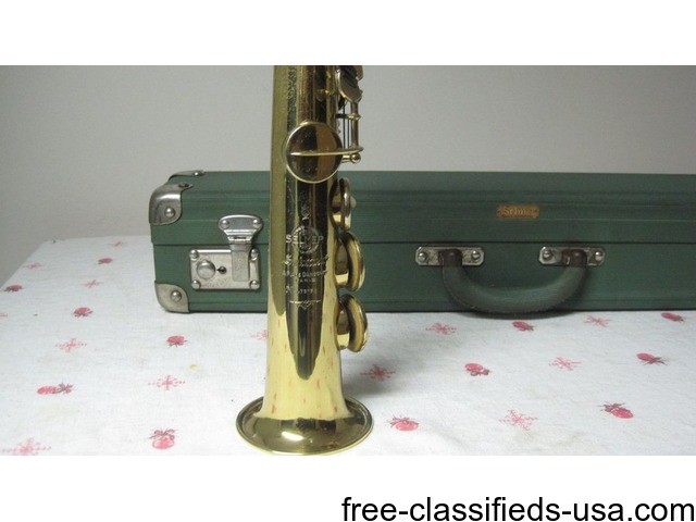 selmer mark vi soprano serial numbers