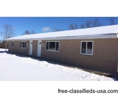 2 BEDROOM HOMES FOR LEASE!