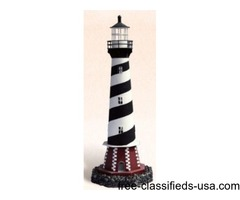 Cape Hatteras Candle Lamp