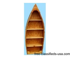 Rowboat Bookshelf