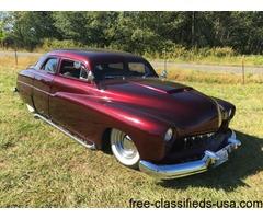 1950 Mercury Led Sled