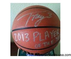 buy signed basketball