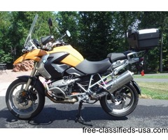 BMW R1200GS 2009 only 9731 miles