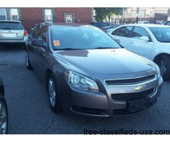 2011Chevy Malibu Low Down&Low Weekly paymeys