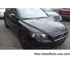 2007 Volvo s40 5cyl turbo low down and low weekly