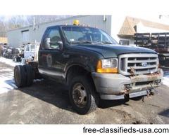ford F550 4x4 diesel