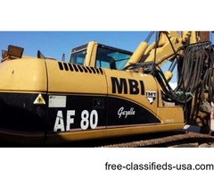 2003 IMT AF80 Drill Rig w Augers, Core Barrels and Adapters
