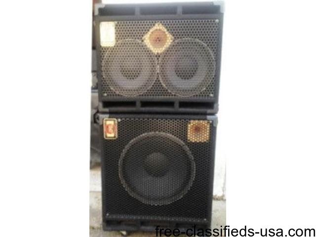 Eden Bass Cabinets | free-classifieds-usa.com