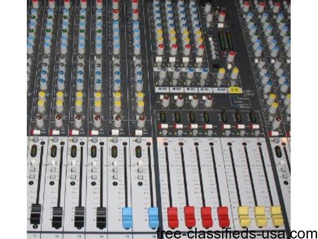 Allen & Heath GL2400-24 Console   free-classifieds-usa.com