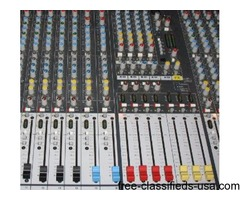Allen & Heath GL2400-24 Console