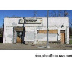 Store/Warehouse Type Building Only $14,900.