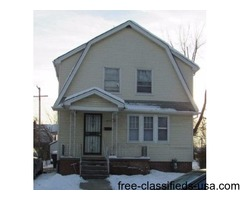 Occupied Single Family Home Only $11,900