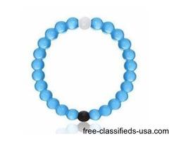 Lokai Bracelet Blue Limited Edition - Find Your Balance
