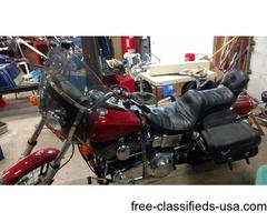 1999 Harley Dyna-Wide Glide