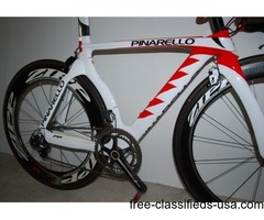 Pinarello Graal TT bike