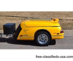 motorcycle cargo trailer for sale