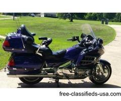 2002 Honda Goldwing