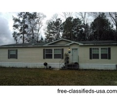 Beautiful manufactured home