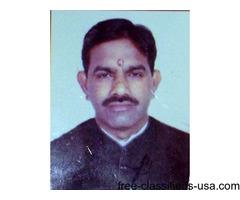Astrologer Pandit Mahesh Gaur Bhriguvanshi(7 Times Gold-Medalist)