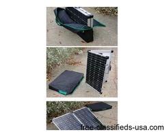 SunShineSimple Solar Generator 120Watt Solar Panel
