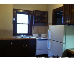 2 Bdrm All Utilities Paid Except Electric