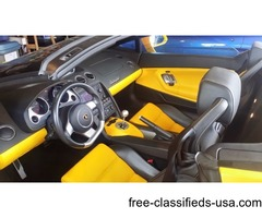 2007 Lamborghini Gallardo Rare - 6spd Manual