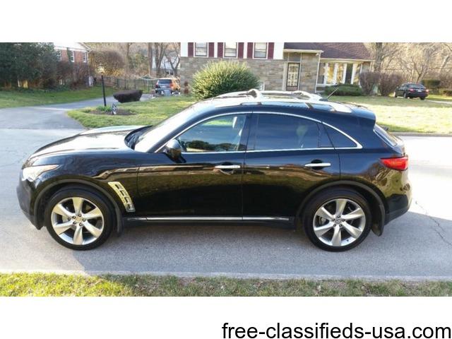 2009 Infiniti Fx Cars Scranton Pennsylvania Announcement 55438