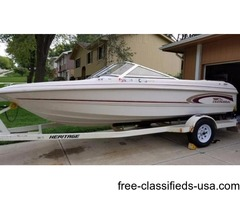 1997 Chaparral 180 LE Cruiser For Sale