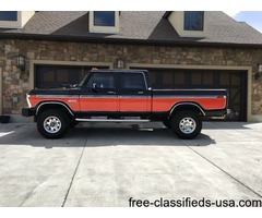 1974 Ford F-250 Crew