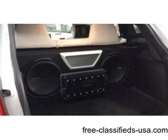 Car Audio, Alarms, Amps, Subwoofers