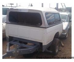 Homemade Custom pickup trl